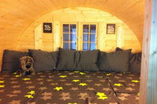 2 - Soveareal 210 bred seng